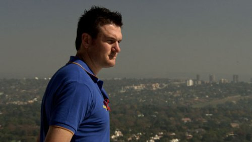THINK WISE champion Graeme Smith